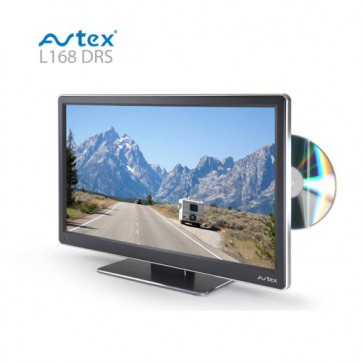 "Avtex 168DRS 16"" Led TV DVB-T/DVB-S2/HD DVD"