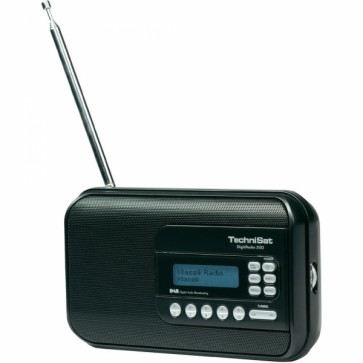 TechniSat DigitRadio 200 - draagbare digitale DAB radio