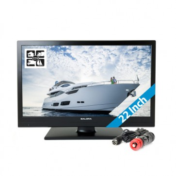 Salora 12 volt LED TV 22 Inch LED9109CTS2
