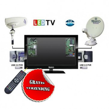 Teleco TY2/22D 22""