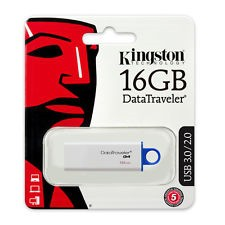 Storage Kingston DataTraveler 16GB USB3.0 Gen4