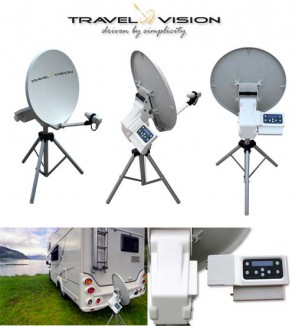 Travel Vision R6 DUO