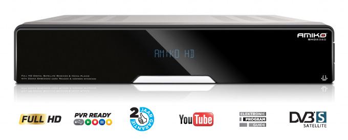 Amiko 8360 HD