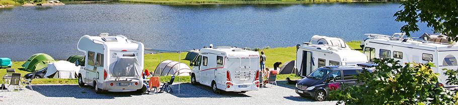 TV Kijken op de camping!