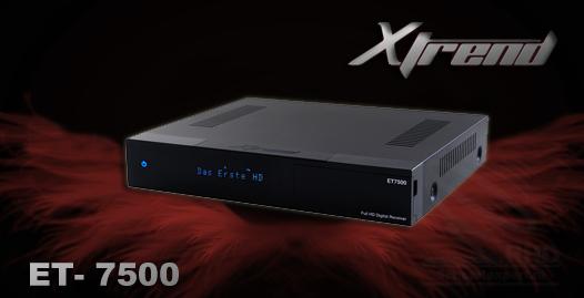 Xtrend ET 7500 HD
