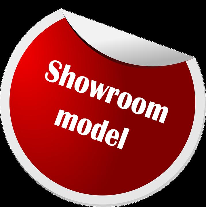 Showroommodel