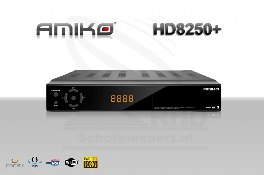 Amiko HD8250+ Full HD
