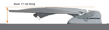 Oyster V8 Premium 17cm