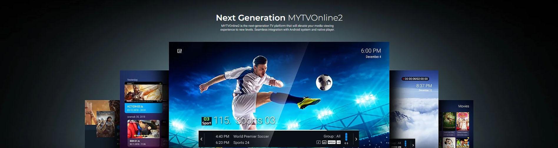 Formuler Z8 IPTV Ontvanger