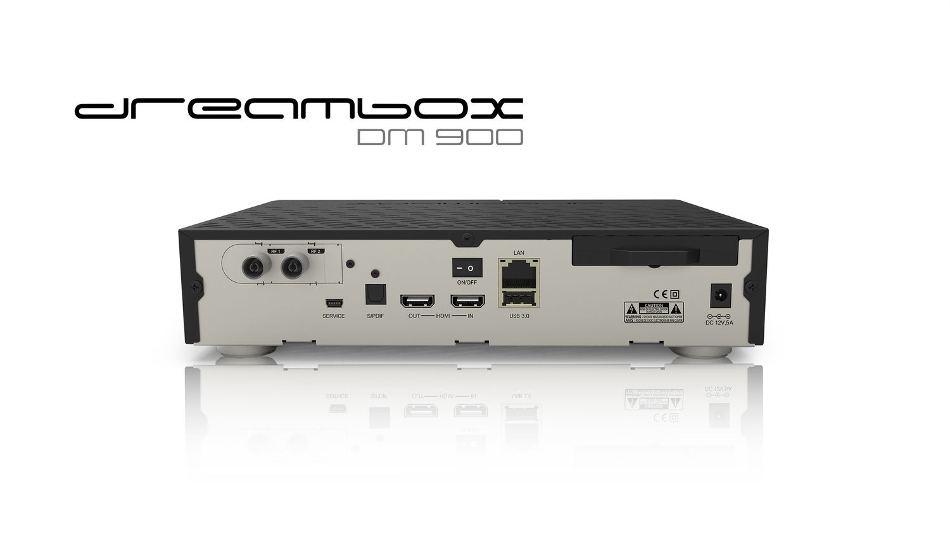 Dreambox DM900 4K UHD