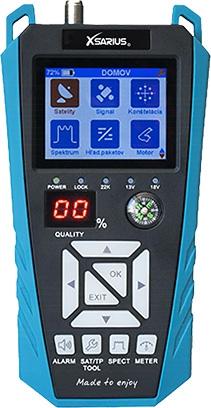 Xsarius Satmeter HD Easy Ultra