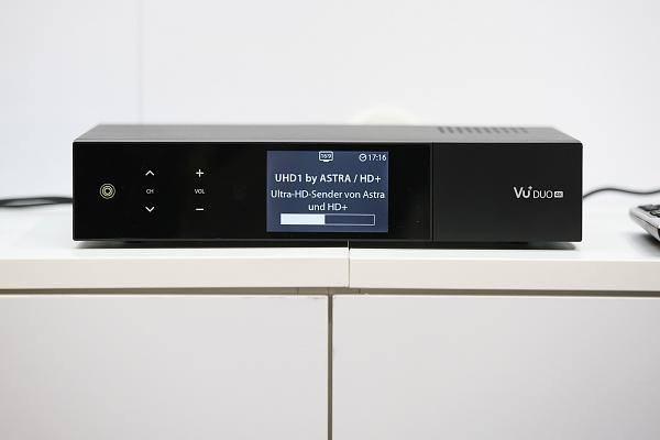 VU + Duo UHD 4K