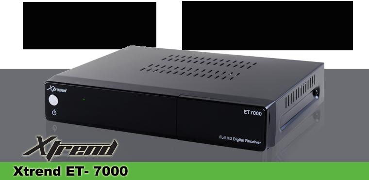 Xtrend ET 7000 HD
