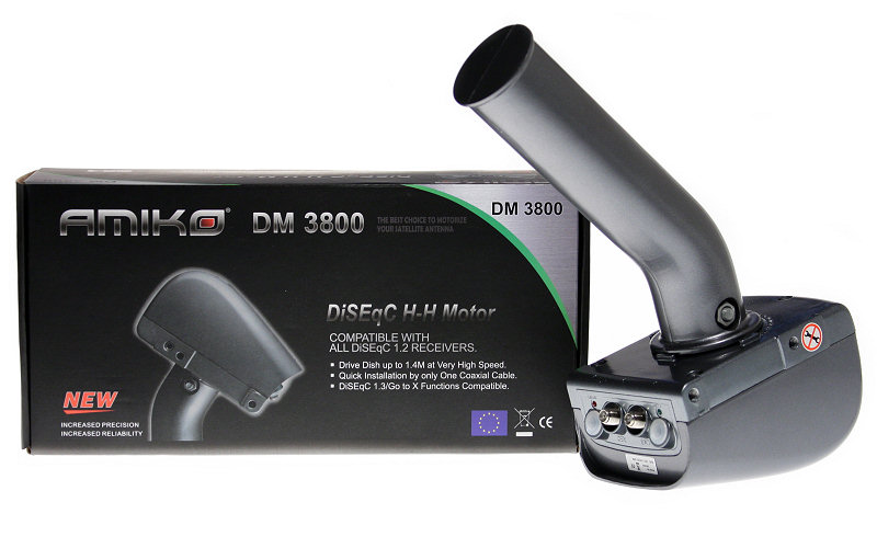 Amiko DM388 DiSeqC rotor