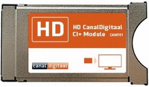 CanalDigitaal M7 CAM-701 CI+ module incl. ingebouwde smartcard