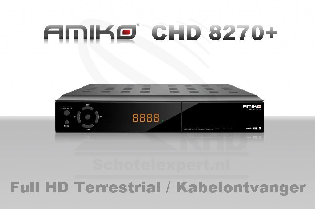 Amiko CHD8270+ Full HD