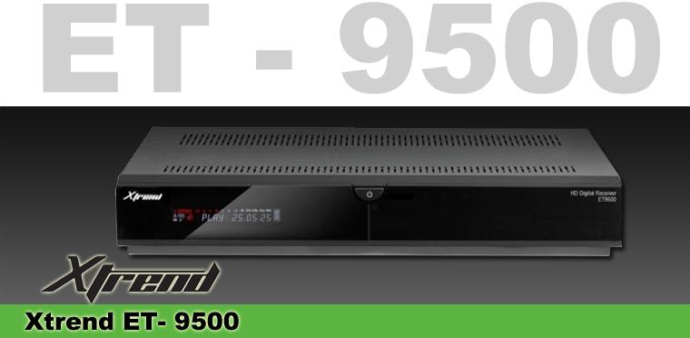 Xtrend ET-9500