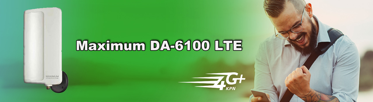 Maximum DA-6100 LTE