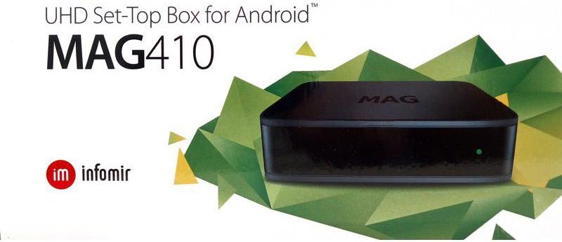 MAG 410 4K