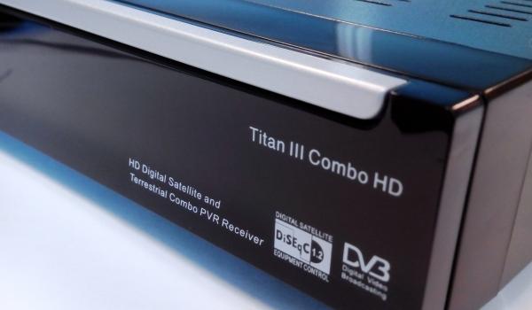 SAB Titan III HD