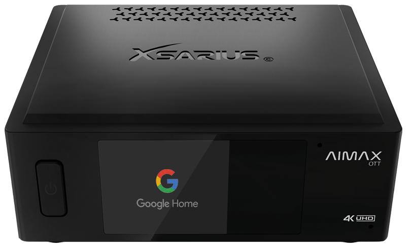 Aimax OTT - android tv box
