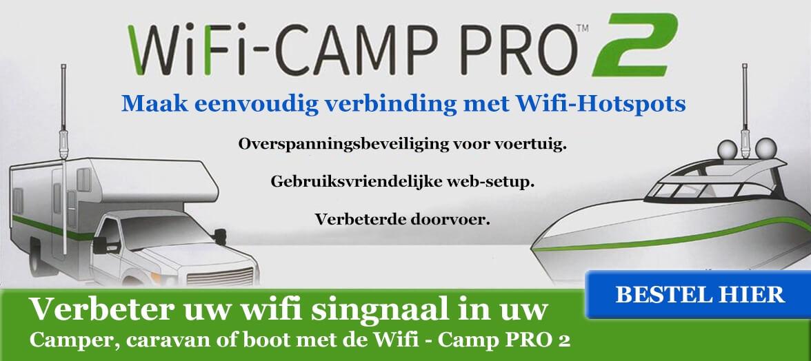 Alfa Network WiFi-Camp Pro2 wifi set